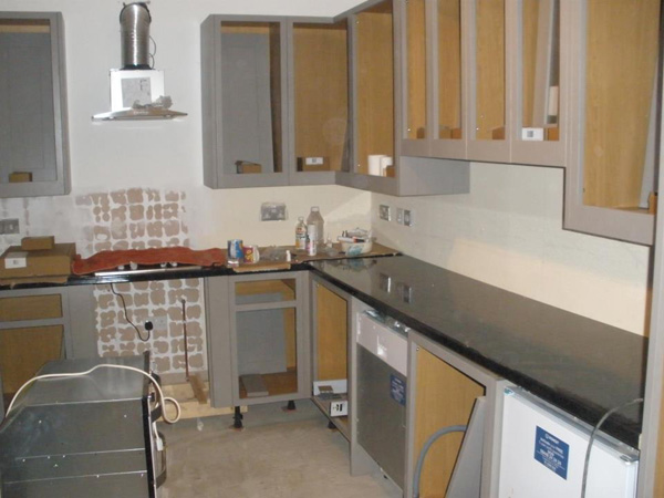 Kitchen in Deal