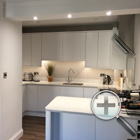 Fitted kitchen in Brighton