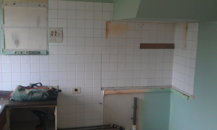 Kitchen in Shoreham