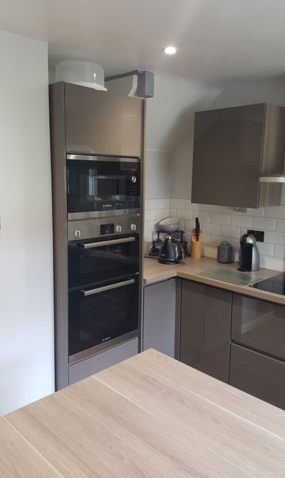 Kitchen in Southwater